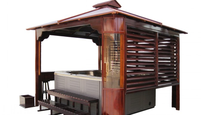 Gazebo Spa – SR10D002