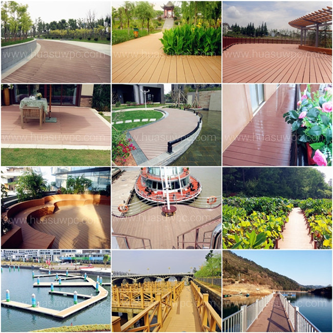Solid Decking – HOH Ecotech WPC