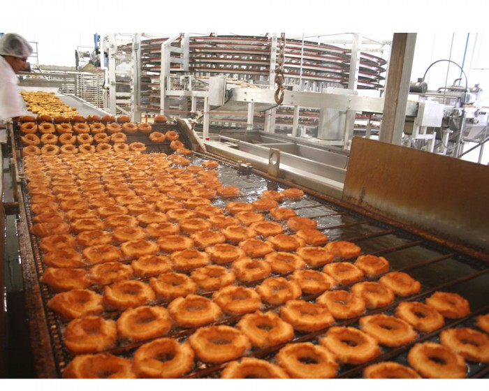 DONUT AND BREAD-MAKING EQUIPMENT