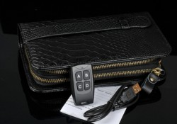 H264 720P Eiffel business card Hand Bag Camera
