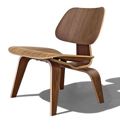 LCW-Eames Plywood Chair