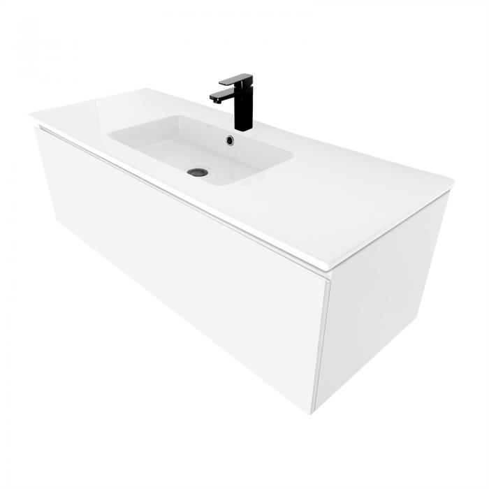 Cibo Design 1200mm White Revive Vanity
