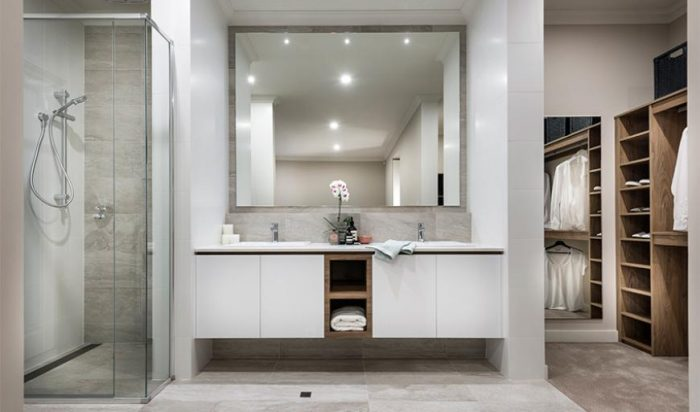 Bathroom Gallery – Jindalee Ensuite, Western Australia | Reece